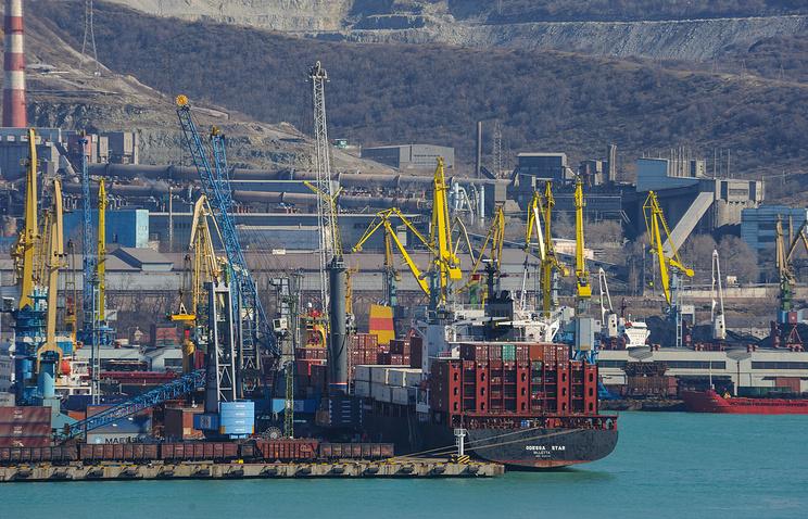 НМТП NMTP новороссийский морской порт